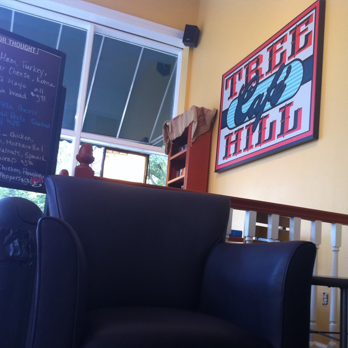 Tree Hill Cafe