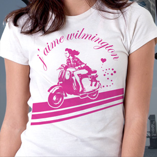 Wilmington Moped Shirt