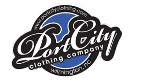 port city clothing logo