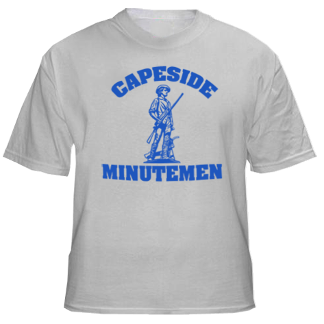 capeside high shirt